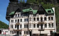 Hotel Labe Hřensko